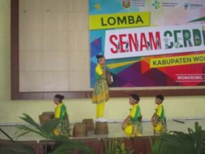 Lomba Senam CERDIK Tingkat Kabupaten Wonosobo